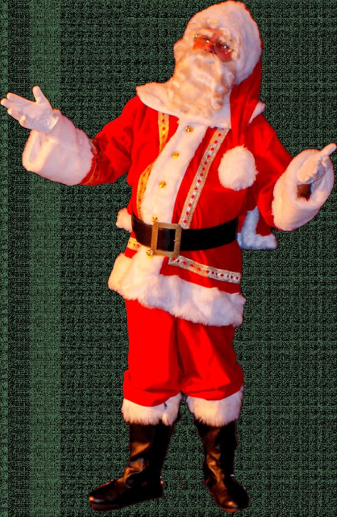 Kerstman inhuren